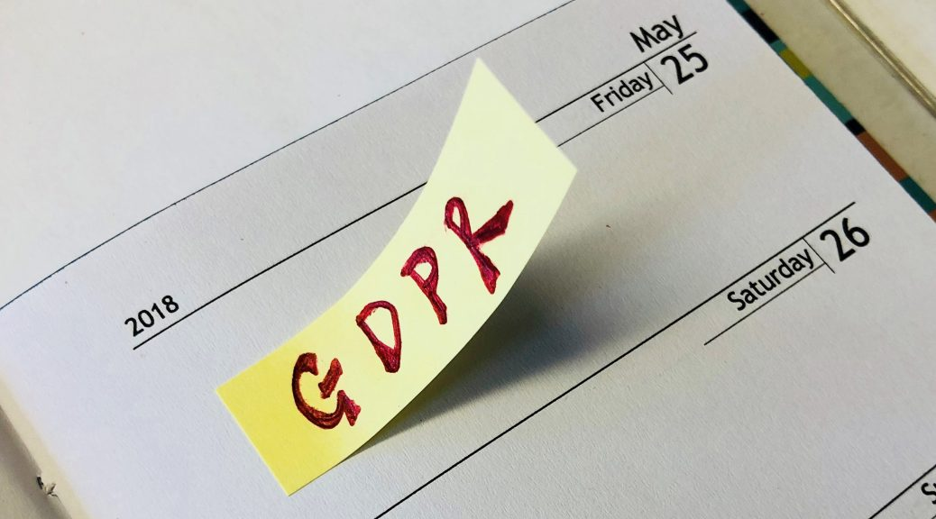 GDPR Guidance